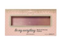 JOAH Be My Everything Glam Palette Blush & Bronze, Sunset - Image 2