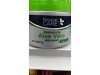 Personal Care Skin Cream Aloe Vera, 8 Ounce - Image 3