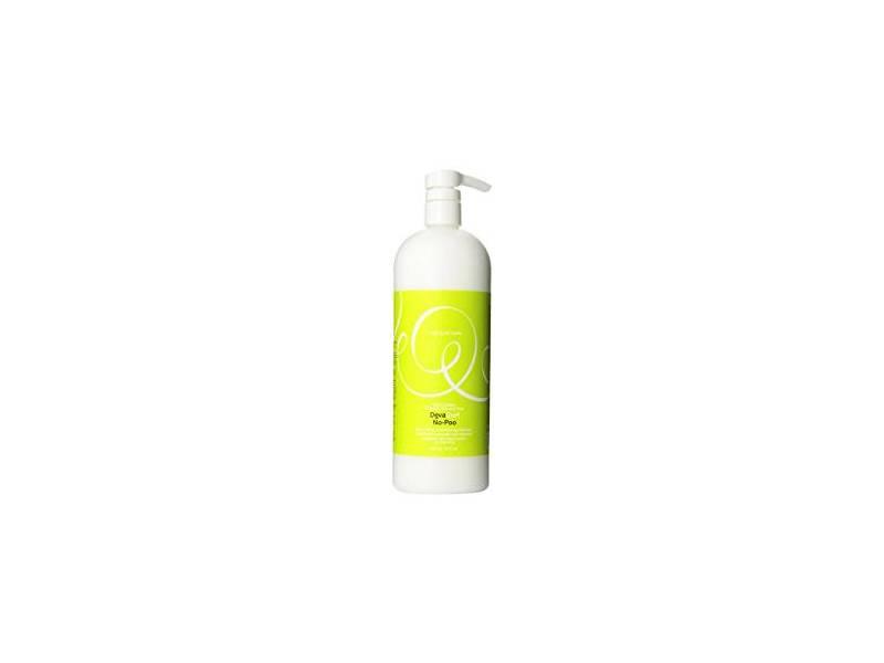 Devacurl No-poo Original Conditioning Cleanser, 32 oz