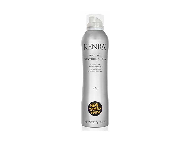 Kenra Dry Oil Control Spray 14, 8-Ounce