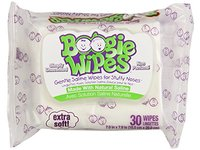 Boogie Infant Wipes, Unscented, 30 Count (Pack of 12) - Image 2