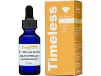 Timeless Skin Care - 20% Vitamin C + E Ferulic Acid Serum With Dropper, 1 Ounce - Image 3