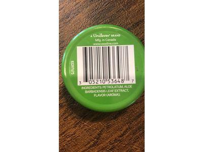 Vaseline Lip Therapy, Aloe, 0.6 oz - Image 4
