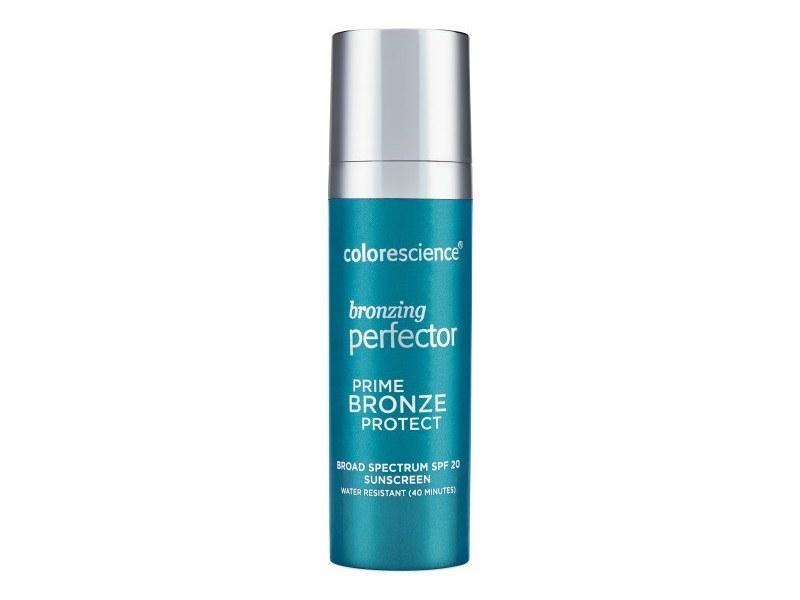 Colorescience Bronzing Perfector Face Primer, SPF 20, 1 fl oz