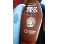 Garnier Whole Blends Conditioner with Coconut Oil & Cocoa Butter, 22 fl oz - Image 3