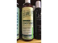 The Seaweed Bath Co. Balancing Eucalyptus and Peppermint Argan Conditioner, 12 fl oz - Image 4