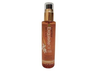 Matrix Biolage Exquisite Oil Protective Treatment, Moringa Oil Blend, 3.1 fl oz