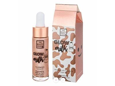 The Beauty Crop Glow Milk Dropper Liquid Highlighter, Blind Date