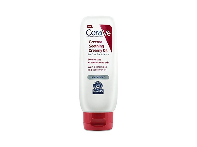 CeraVe Eczema Soothing Creamy Oil, 8 fl oz
