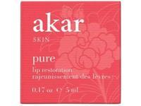 Akar Skin Natural Pure Lip Restoration Lip Butter, .17 oz - Image 5