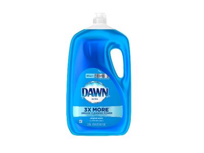 Dawn Ultra Dishwashing Liquid Dish Soap, Original scent, 90 fl oz