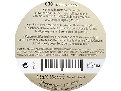 Catrice Cosmetics Sun Glow Matt Bronzing Powder, Medium Skin - Image 7