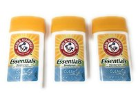 ARM & HAMMER Essentials Solid Deodorant, Clean, Wide Stick, 2.5 oz. - Image 2