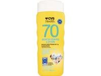 CVS Health Beach Guard Sunscreen Lotion SPF 70 - Image 2