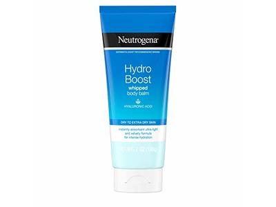Neutrogena Hydro Boost Whipped Body Balm With Hydrating Hyaluronic Acid, 7 oz