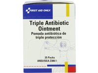 Water Jel Triple Antibiotic Ointment Pack, 0.5 Gram, 25-Count Boxes (Pack of 3) - Image 3
