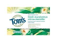 Tom's of Maine Bar Soap, Fresh Eucalyptus, 5 OZ - Image 2