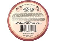 Coty Airspun Face Powder, Naturally Neutral, 2.3 oz - Image 3