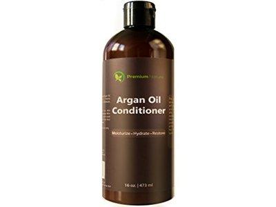 Premium Nature's Argan Oil Hair Conditioner, 16 oz