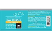 Urtekram No Perfume Day Cream Organic, 50 mL - Image 3