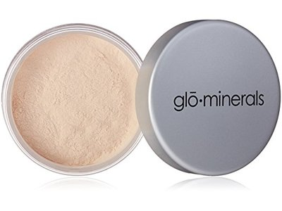 Glo Skin Beauty Minerals Loose Matte Finishing Powder, Translucent, 0.37 oz - Image 1