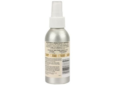 Aura Cacia Room and Body Mist, Peaceful Patchouli and Sweet Orange, 4 Fluid Ounce - Image 3