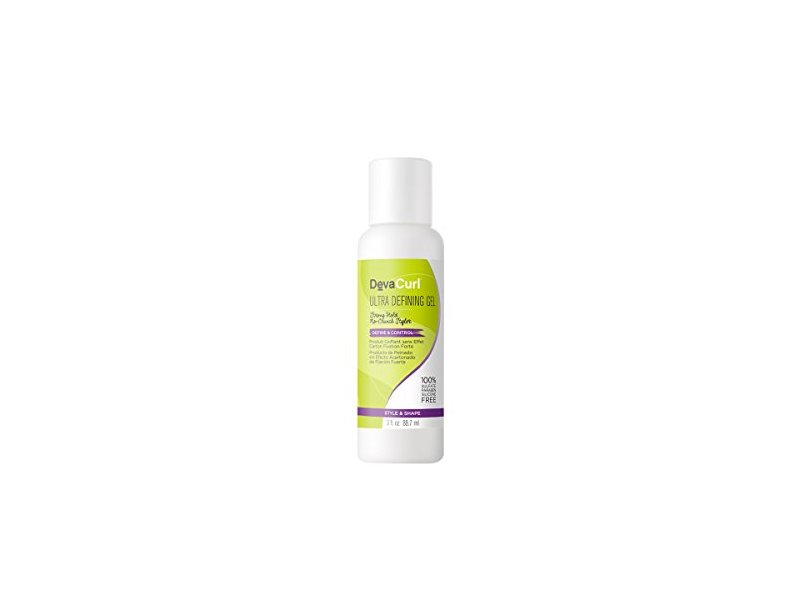 DevaCurl Ultra Defining Gel Control Curly Hair, 3 fl oz