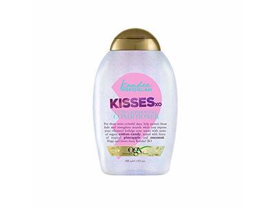 Ogx Kandee Popoglam Kisses, Ultra Hydrating Conditioner, 13 fl oz / 385 ml