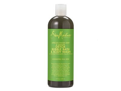 SheaMoisture African Water Mint and Ginger Body Wash