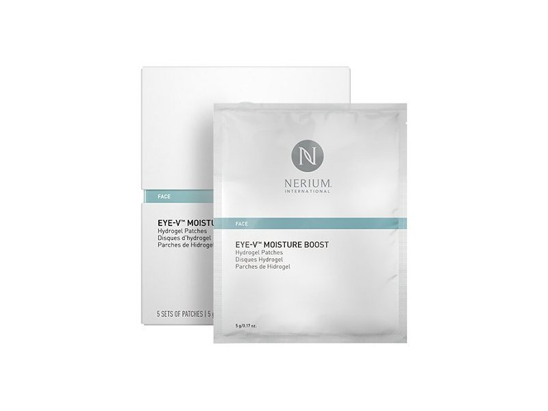 Nerium EYE-V Moisture Boost Hydrogel Patches, 6 ct