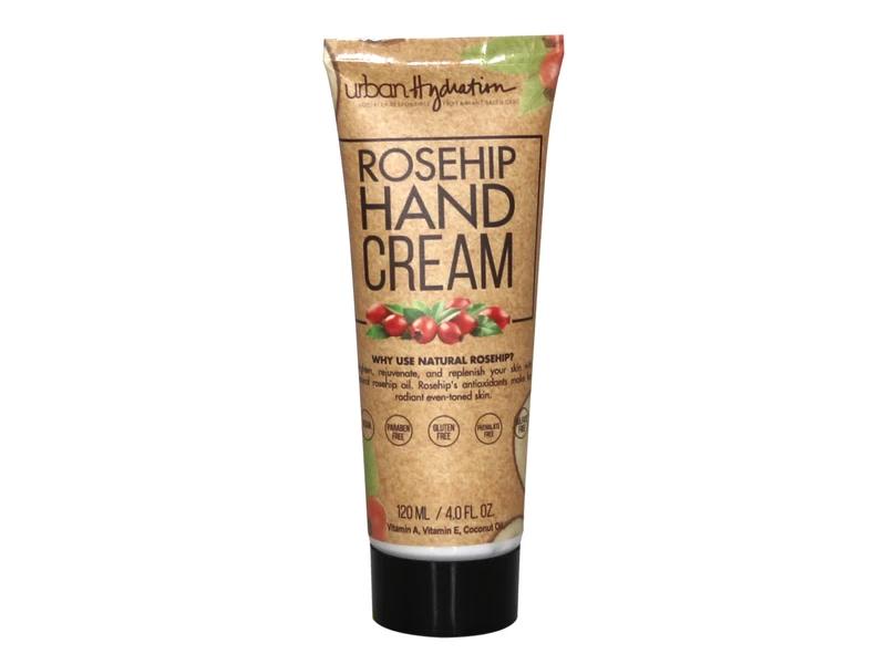 Urban Hydration Rosehip Hand Cream, 4.0 fl oz/120 mL