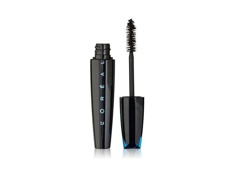 L'Oreal Paris Voluminous Extra-Volume Collagen Waterproof Mascara, Blackest Black, 0.34 oz