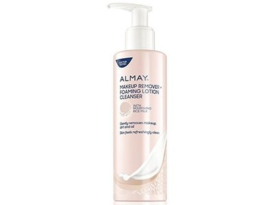 Almay Makeup Remover, Foaming Lotion Cleanser, 6.7 fl oz