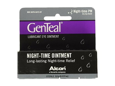 GenTeal PM Lubricant Eye Ointment, 3.50 g