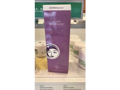 DERMAdoctor Wrinkle Revenge Facial Cleanser, 6 Fl Oz - Image 3