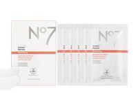 No7 Instant Results Revitalising Hydrogel Eye Masks, 5x 0.1 oz - Image 2
