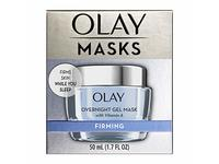 Olay Face Mask Gel, Overnight Facial Moisturizer with Vitamin A for Firming Skin, 1.7 Fl Ounce - Image 5