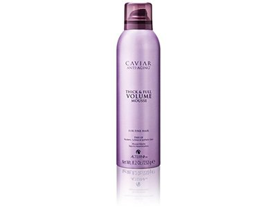 Alterna Caviar Volume Thick and Full Volumizing Mousse, 8.2 Fluid Ounce - Image 1