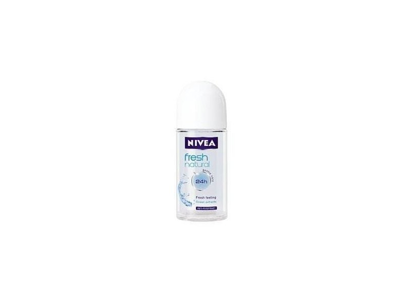 Nivea Fresh Natural Deodorant Roll-On, 1.7 fl oz