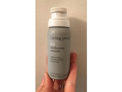 Living Proof Full Thickening Mousse, 1.9 oz - Image 3