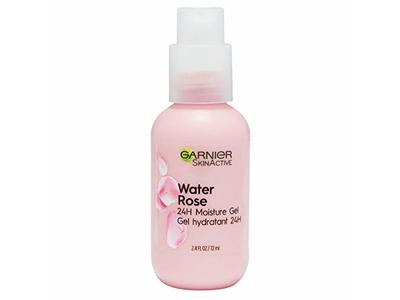 Garnier SkinActive Water Rose 24H Moisture Gel, 2.4 Fl Oz
