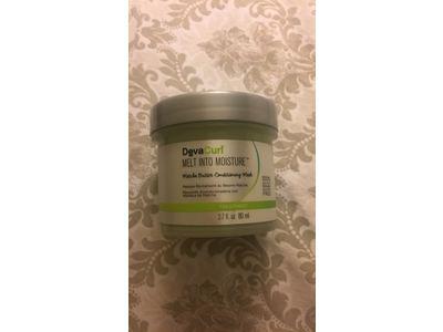 DevaCurl Melt Into Moisture, Matcha Butter Conditioning Mask, 2.7 oz - Image 3
