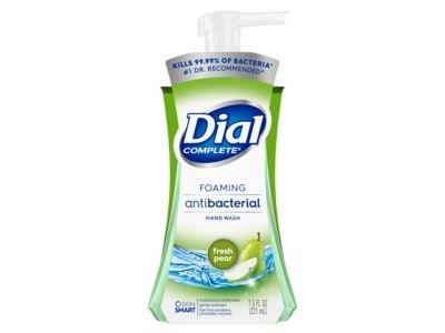 Dial Complete Antibacterial Foaming Hand Wash Fresh Pear
