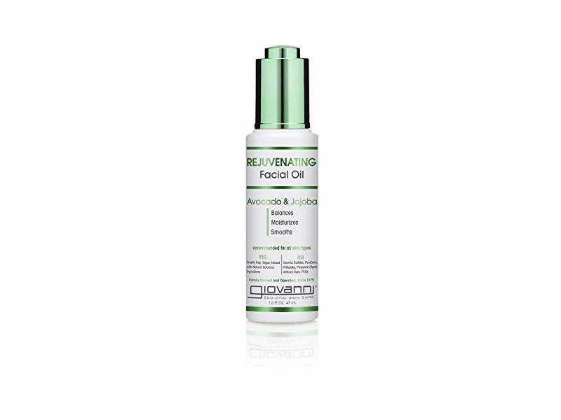 GIOVANNI Rejuvenating Facial Oil, 1.6 oz.
