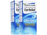Bausch & Lomb Advanced Eye Relief Dry Eye Rejuvenation Lubricant Eye Drops, 1 oz (pack of 2) - Image 2