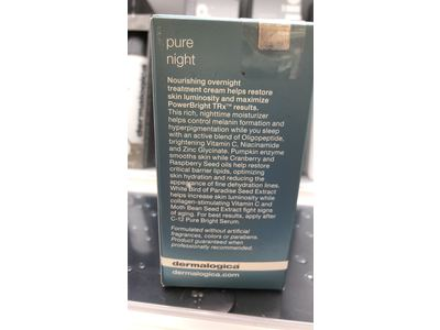 Dermalogica Powerbright TRX Pure Night Face Moisturiser, 1.7 Ounce - Image 4