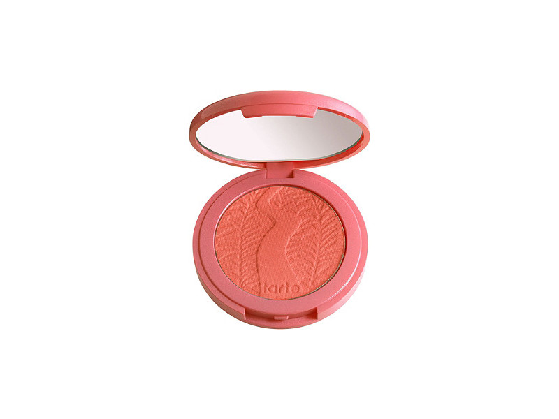 Tarte Amazonian Clay 12-Hour Blush, Peaceful, 0.2 oz