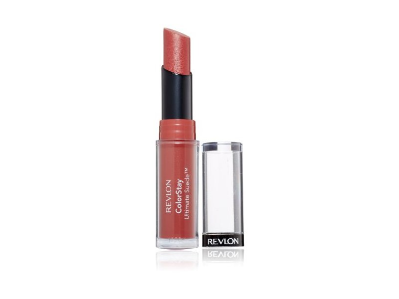 Revlon ColorStay Ultimate Suede Lipstick, Iconic, 0.09 oz