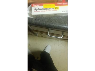 Perrigo Hydrocortisone Maximum Strength Anti-itch Ointment, 30 G