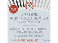 First Aid Beauty Ultra Repair Hydra Firm Sleeping Cream, 1.7 Ounce - Image 5